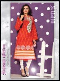 Ladies Unstitched Salwar Suit