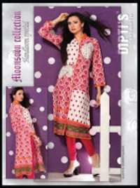 Fancy Unstitch Punjabi Suits
