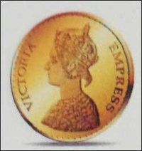 Queen Gold Coin