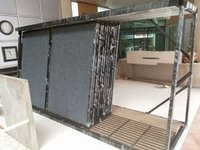Modern Tiles Display Stand