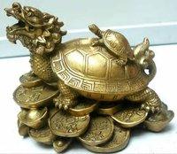 Handcrafted Brass Tortoise