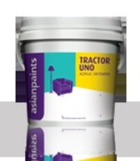 Tractor Uno Acrylic Distemper Paints