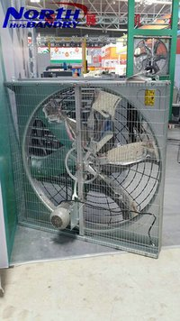 Greenhouse Cooling System Negative Pressure Fan