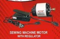 Sewing Machine Motors With Regulator