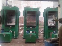 Hydraulic Wax Press