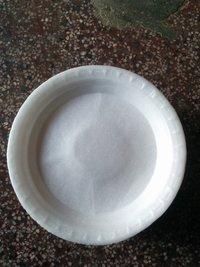 Round Thermocol Plates
