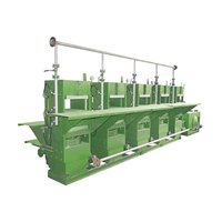 Rubber Sole Making And Vulcanizing Machine