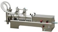 Paste Cream Filling Machine