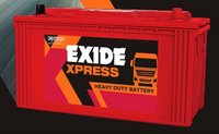 Four Wheeler Exide Express Batteries