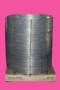 Aluminium Titanium Boron Master Alloys Coil Form