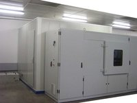 Soundproof Enclosure for Compressor
