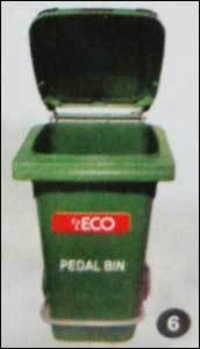 Dustbin with Pedal (Model No. MGB 120L)