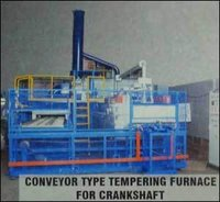 Conveyor Type Tempering Furnace For Crankshaft