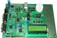 Electronic Development Board (Pic18f8490)