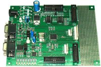Electronic Development Board (Lpc2138)