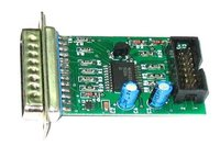 Electronic Programmer (Msp430 Parallel Port Jtag)