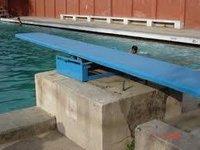 Fibreglass Laminated Swimming Pool Diving Board