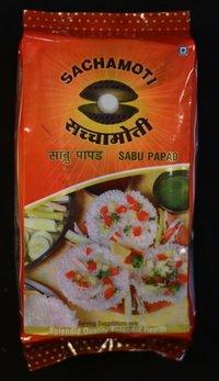 Sachamoti Sabu Papad (Appalam)