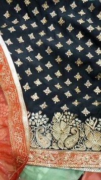 Ladies Punjabi Cotton Suit Fabric