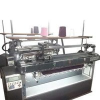 Fully Computerized Knitting Machine