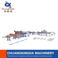 Ceramic and Porcelain Tiles Cutting Machine