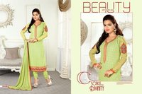 Designer Ladies Churidar Suits