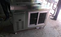 Deep Freezer With Sliding Door