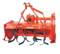 Tractor Farm Rotavator