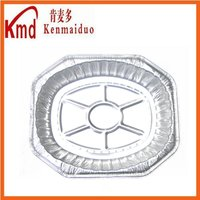 IUH445 Aluminum Foil Irregular Kitchen Use Container