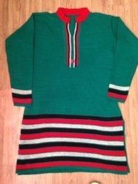 Lining Woolen Kurtis