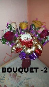 Valentine Bouquet Chocolates Gifts