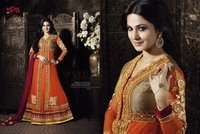 Exclusive Chanderi Long Suit