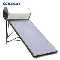 Room Heater Flat Plate Solar Collector
