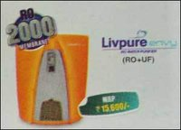 Water Purifier Livpure envy (RO+UF)