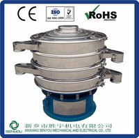 High Accuracy Rotary Separator Vibrating Sieve Machine