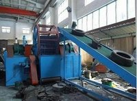 Rubber Tyre Powder Machine