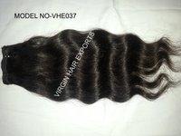 Natural Virgin Human Hair Extension