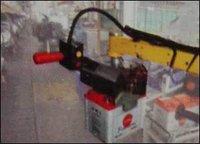 Gripper Machine For Battery