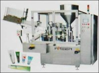 Automatic Paste Tube Filling Machine