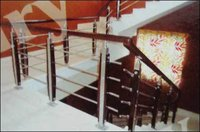 Stairs Stainless Steel Grills