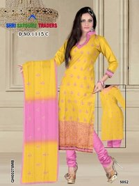Designer Heavy Embroidery Georgette Ladies Long Suits