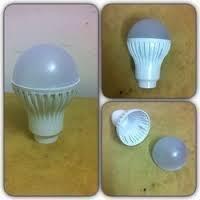 Lining Body Glass LED Bulb