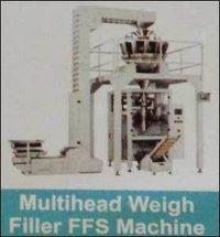 Multihead Weigh Filler Ffs Machine