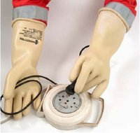 Safety Electric Hand Gloves