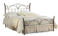 Designer Wrought Iron Bed