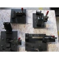 Toggle Clamping Fixtures