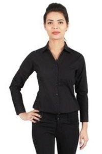 Ladies Full Sleeve Formal Shirt