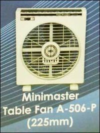 Minimaster Table Fan