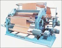 High Speed Bearing Mounted Oblique Type Corrugation Machine