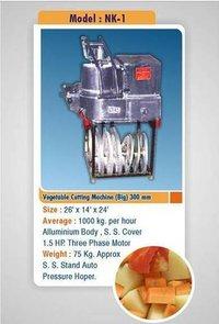 Big Vegetable Cutting Machine